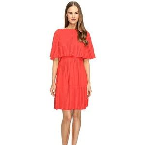NWT Kate Spade Cape Dress